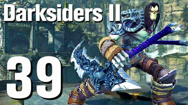 ZM. Darksiders 2 Walkthrough Part 39 - Chapter 5 Promo Image