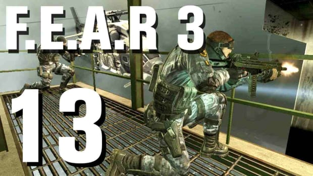 M. F.E.A.R. 3 Walkthrough Part 13: Suburbs (2 of 5) Promo Image