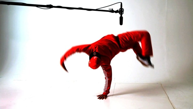 ZF. How to Do a Monkey Flip in Break Dancing Promo Image