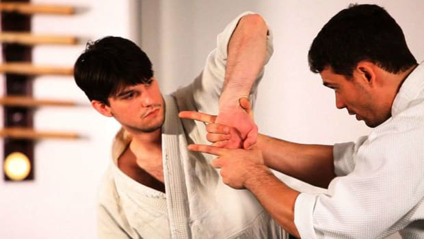 U. How to Do Sankyo in Aikido Promo Image