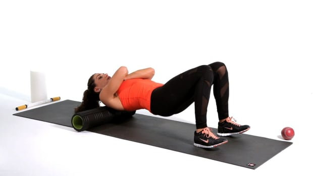 ZQ. What Is Foam Rolling? Promo Image