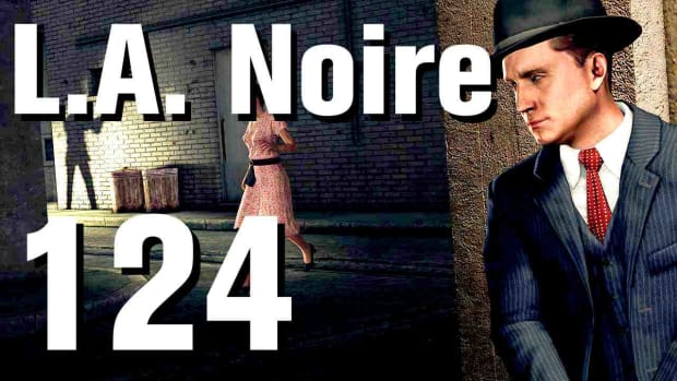 "ZZZZT. L.A. Noire Walkthrough Part 124: ""A Different Kind Of War"" (3 of 8) Promo Image"