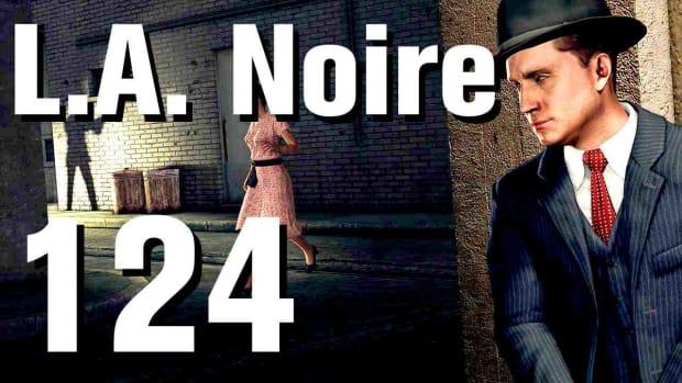 """ZZZZT. L.A. Noire Walkthrough Part 124: """"A Different Kind Of War"""" (3 of 8) Promo Image"""