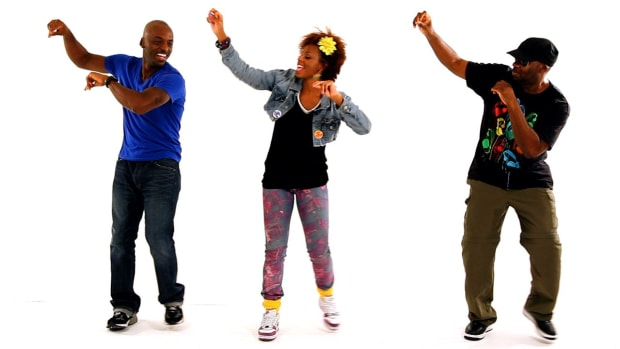 A. How to Groove with the 4 Main Grooves of Hip-Hop Promo Image