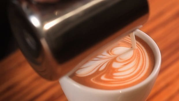 A. What Is Latte Art? Promo Image