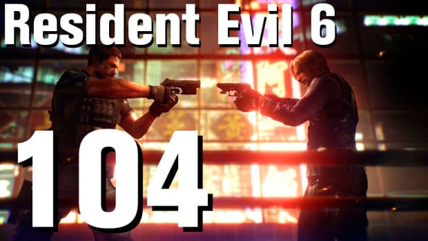 ZZZZ. Resident Evil 6 Walkthrough Part 104 - Chapter 18 Promo Image