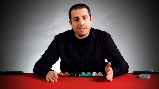 O. How to Check-Raise in Poker Promo Image