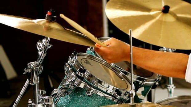 ZZU. How to Play Crash Cymbal Chokes Promo Image