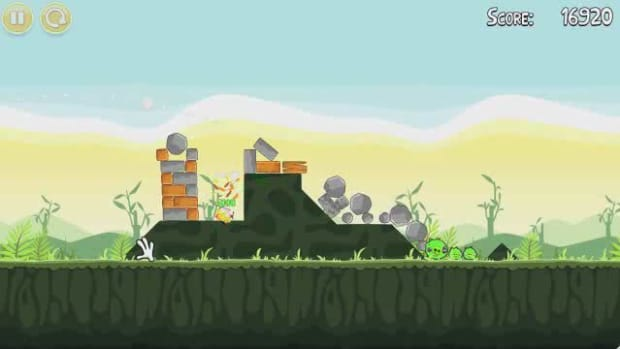 H. Angry Birds Level 2-8 Walkthrough Promo Image