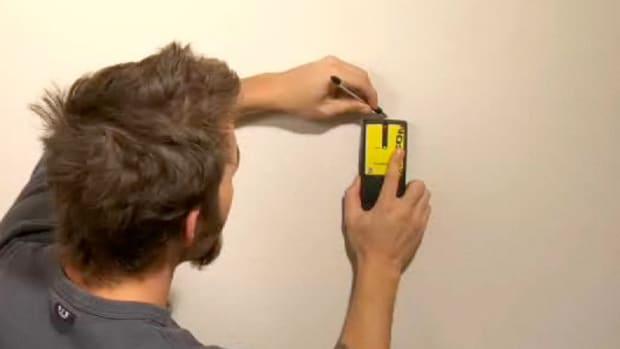 E. How to Install a Clothing Rod Promo Image