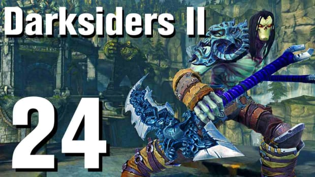 X. Darksiders 2 Walkthrough Part 24 - Chapter 3 Promo Image