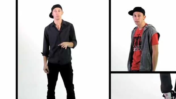 O. How to Hip-Hop Dance at a Club for Beginners Promo Image