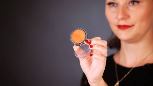 G. How to Cover a Tattoo Using Orange Concealer Promo Image