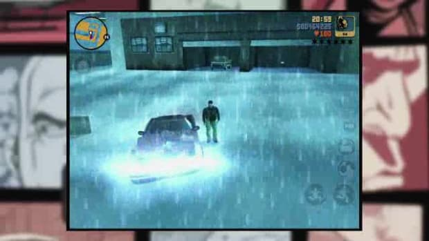 ZC. GTA3 iOS Walkthrough Part 29 - Silence the Sneak Promo Image