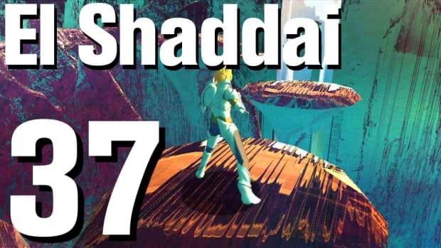 ZK. El Shaddai Walkthrough Part 37: Enoch's Indecision (1 of 3) Promo Image