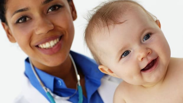 J. 12 Tips for Baby's Month 6 Doctor Visit Promo Image