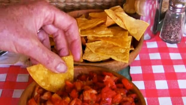 N. How to Make Tortilla Chips Promo Image