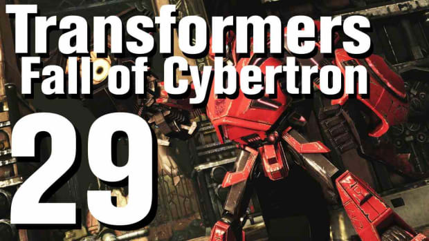ZC. Transformers Fall of Cybertron Walkthrough Part 29 - Chapter 11 Promo Image