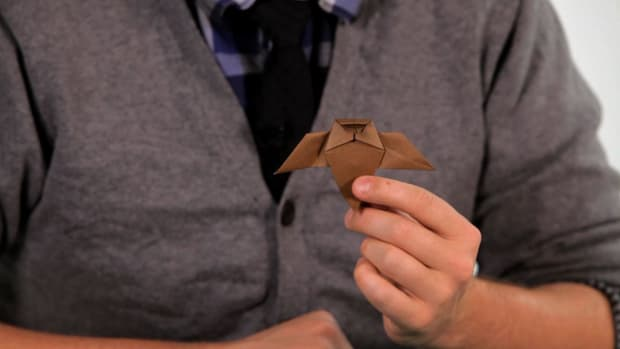 ZH. How to Make an Origami Owl Promo Image