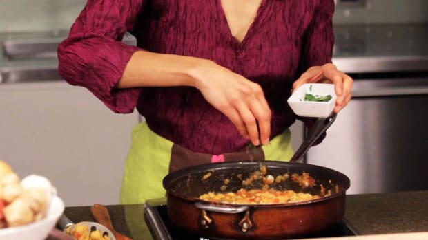 I. How to Cook Channa Masala Promo Image