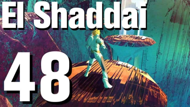 ZV. El Shaddai Walkthrough Part 48: Semyaza's Dream (2 of 4) Promo Image