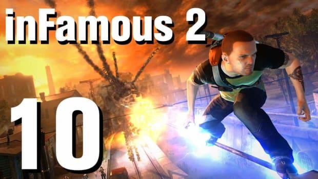 J. inFamous 2 Walkthrough Part 10: Desperate Times (1 of 2) Promo Image