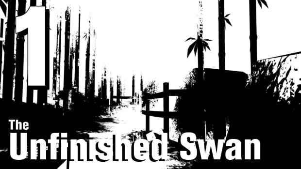 A. The Unfinished Swan Walkthrough Part 1 - Chapter 1 Promo Image