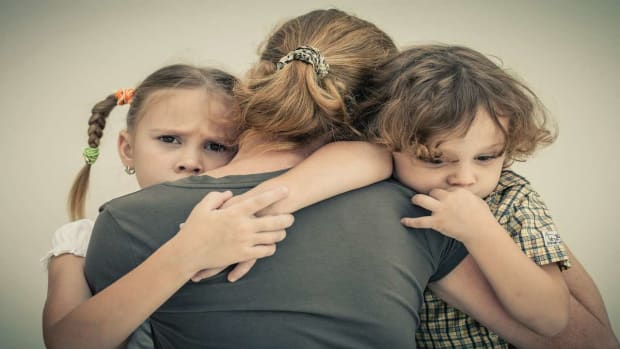 J. How to Help Your Child Cope with Grief Promo Image