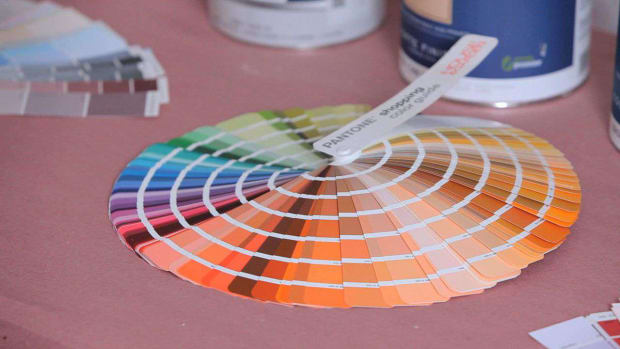 K. How to Choose Paint Colors Promo Image