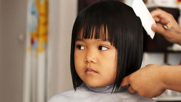 ZE. Short Hair Bobs for Kids Promo Image