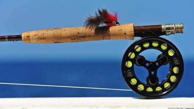 F. How to Pick a Fishing Rod for Saltwater Fishing Promo Image