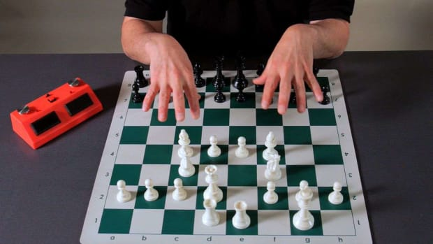ZK. 10 Golden Moves of Chess Promo Image