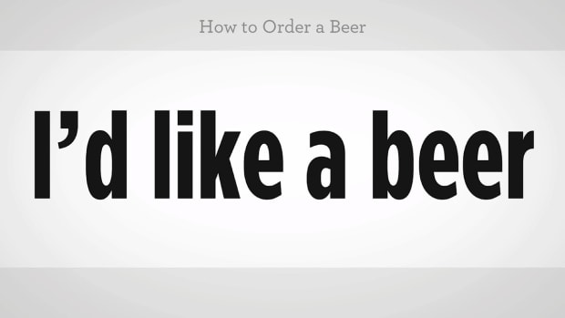 ZZD. How to Order a Beer in Mandarin Chinese Promo Image