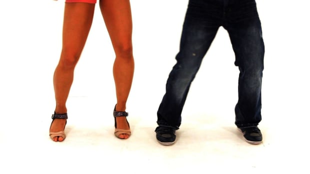 ZI. How to Do Beginner Footwork in Bachata Dance Promo Image