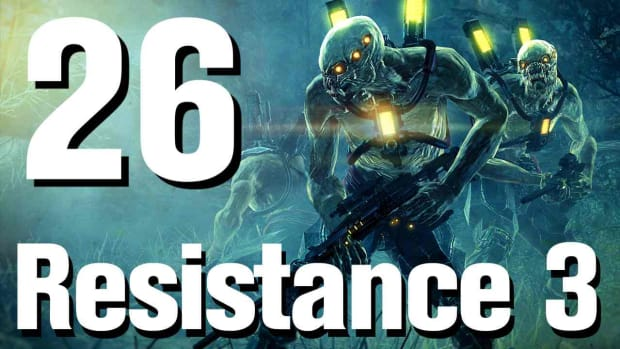 Z. Resistance 3 Walkthrough Part 26: Satan Promo Image