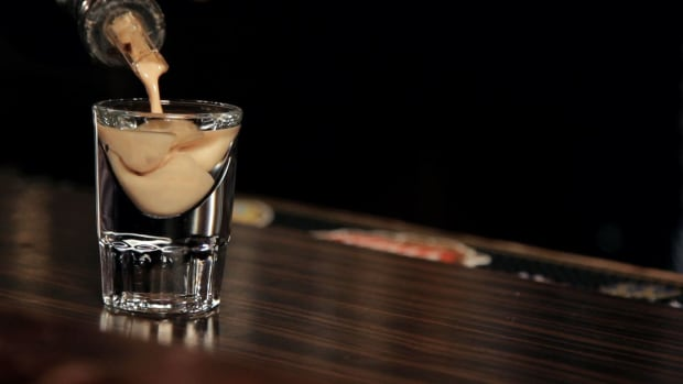 R. How to Make a Buttery Nipple Promo Image