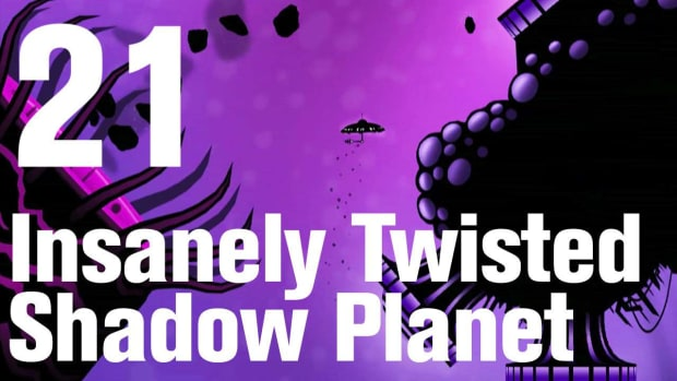 U. Insanely Twisted Shadow Planet Walkthrough Part 21: Ice Promo Image