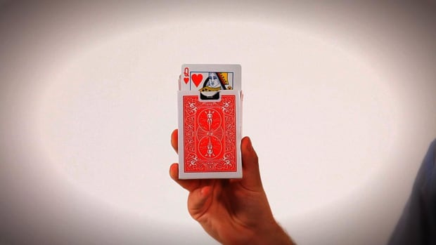 H. How to Do the Rising Card Magic Trick Promo Image