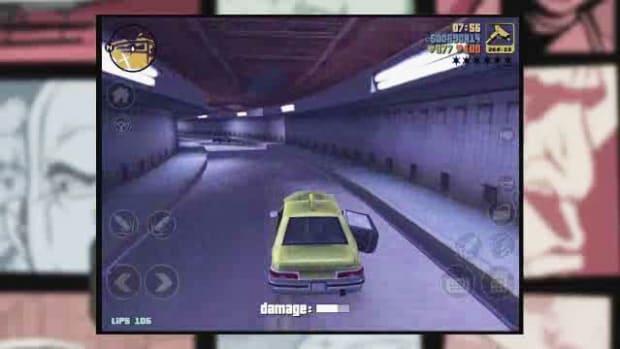 ZM. GTA3 iOS Walkthrough Part 39 - Escort Service Promo Image