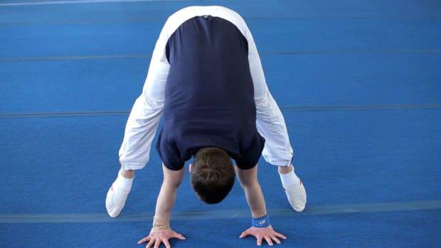 R. How to Do Gymnastics Tumbling Promo Image