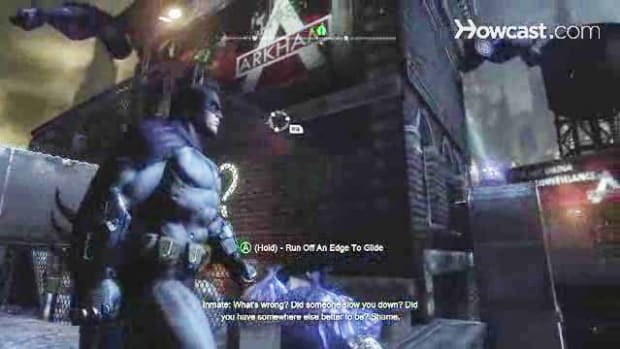 B. Batman Arkham City Walkthrough Part 2 - ACE Chemical - Two Face Promo Image