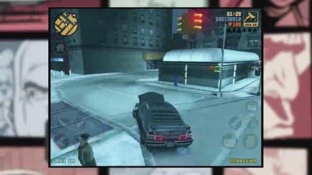 N. GTA3 iOS Walkthrough Part 14 - Triads and Tribulations Promo Image