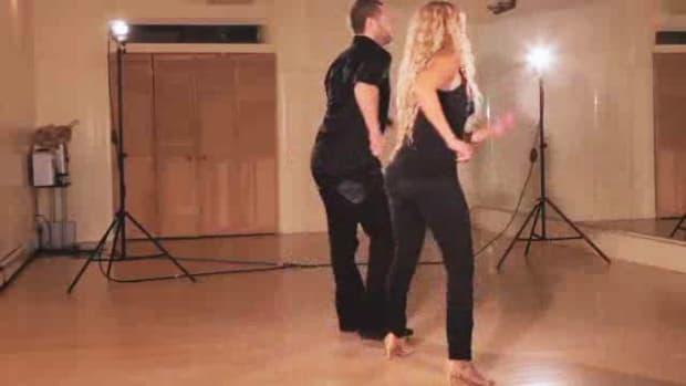 C. How to Do a Salsa Back Step Promo Image
