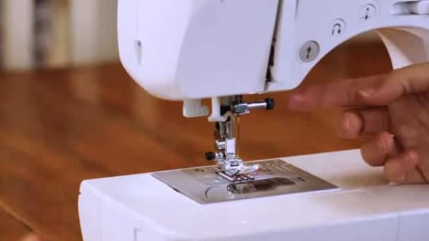 M. How to Replace Sewing Machine Needles Promo Image