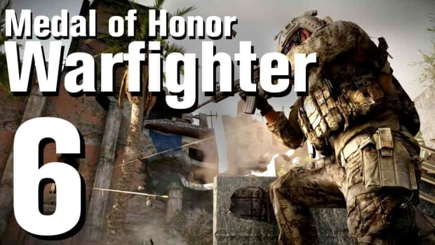 F. Medal of Honor: Warfighter Walkthrough Part 6 - Chapter 5: Preacher Promo Image