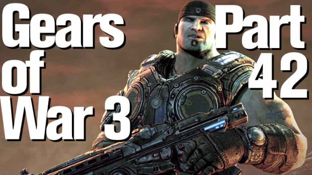 ZP. Gears of War 3 Walkthrough: Act 4 Chapter 2 (2 of 2) Promo Image
