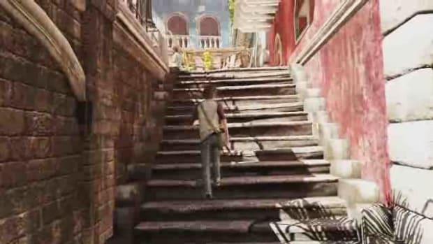 C. Uncharted 3 Walkthrough - Chapter 2 (2 of 2) Promo Image