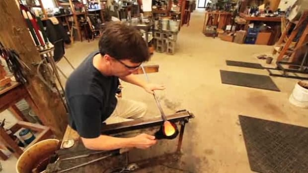 ZG. How to Use Blocks & Paddles in Glassblowing Promo Image