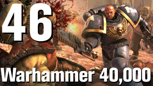 ZS. Warhammer 40K Space Marine Walkthrough Part 46: The Spire of Madness Promo Image