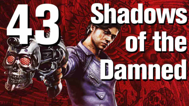 ZQ. Shadows of the Damned Walkthrough: Act 5-1 Twelve Feet Under (4 of 5) Promo Image